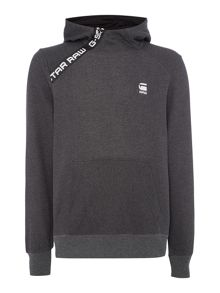 G-Star Core hooded sherland sweatshirt