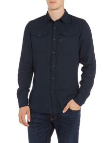 G-Star Tacoma lightweight long sleeve boll denim shirt
