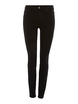 Slim illusion lux high waist skinny jean