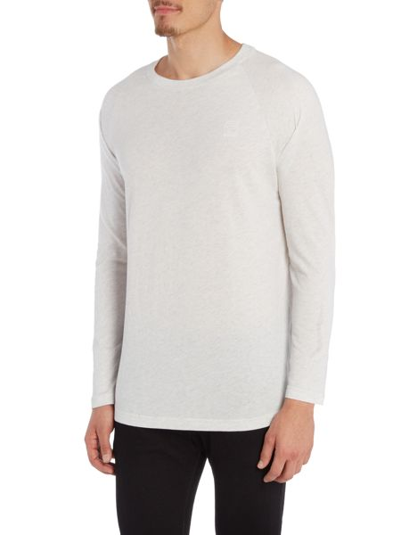 G-Star Classic raglan thero long sleeve jersey