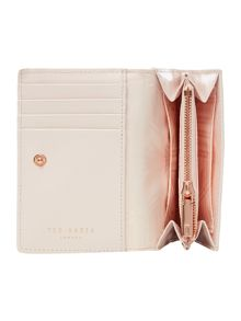 Ted Baker Manzini bar small flapover purse