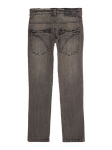Benetton Boys Classic Dark Wash Jean