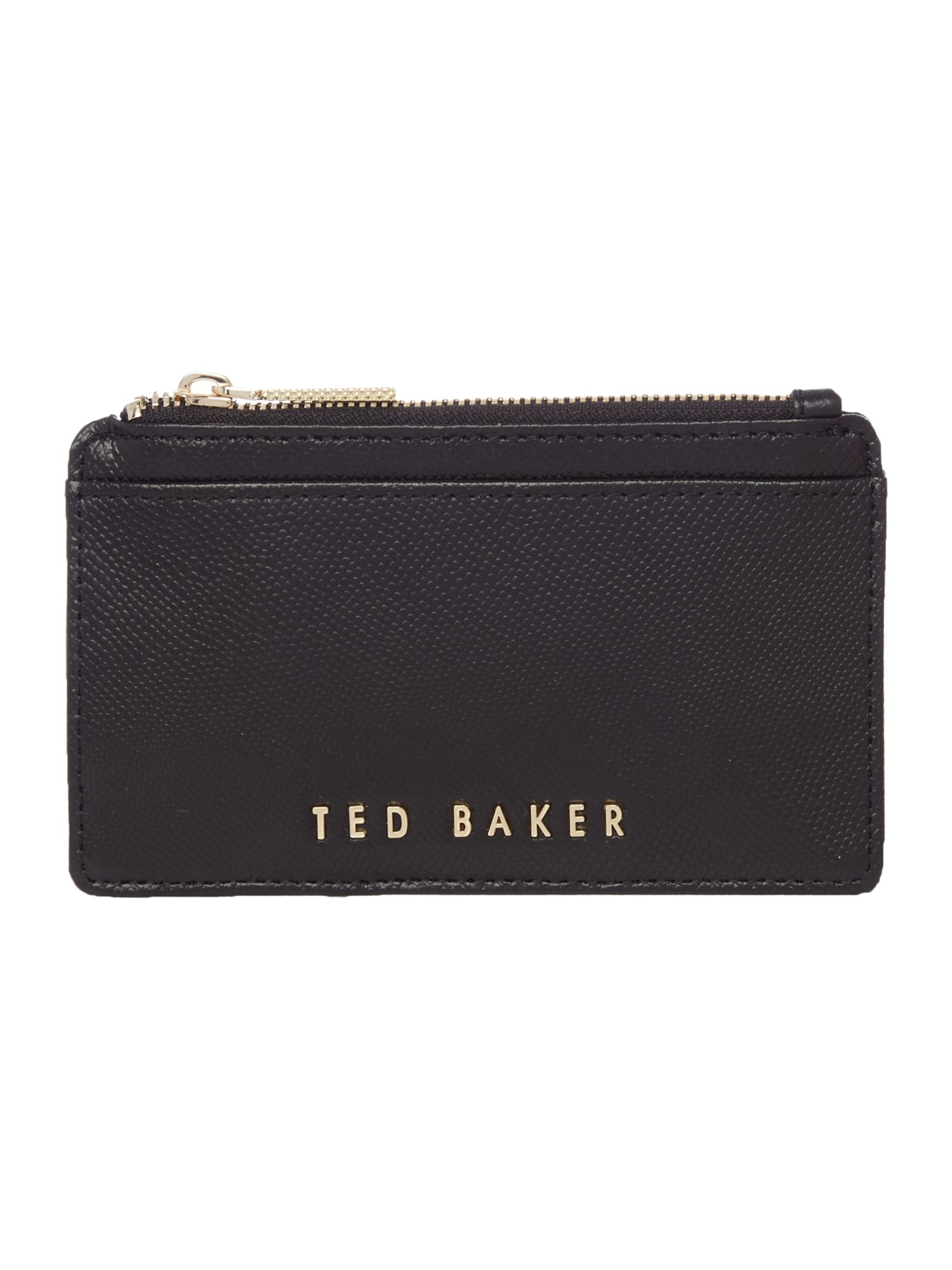 Ted Baker Foley coin purse Black