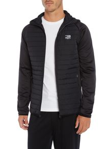 Jack & Jones Tech Quilted Training Jacket