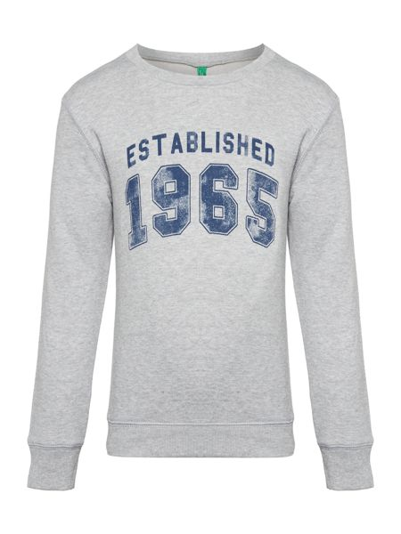 Benetton Boys Est 1965 Sweater