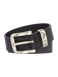 Armani Jeans Exclusive AJ Logo Belt