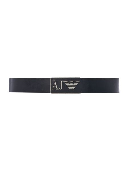 Armani Jeans Exclusive AJ Eagle Logo Belt