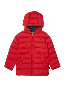 Benetton Boys Padded Coat
