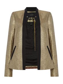 Maison Scotch Tuxedo party blazer