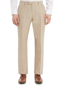 Howick Tailored Shorewood Linen Suit Trouser