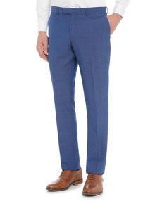 Kenneth Cole Tompkins Slim Fit Pin Dot Suit Trouser