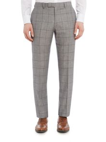 Turner & Sanderson Hedsor Window Pane Check Suit Trousers
