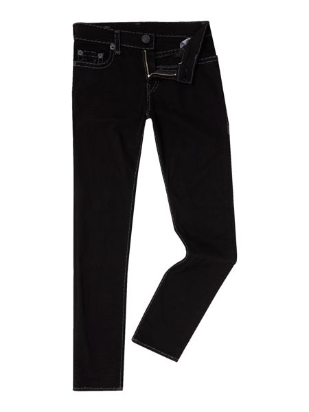 True Religion Rocco super t slim fit no flap jeans
