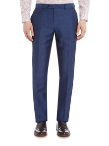 Corsivo Bosco Italian fabric Linen Suit Trouser
