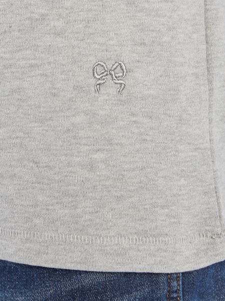Soulland Embroidered logo crew neck t-shirt