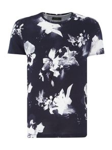 Religion Flower print crew neck t-shirt