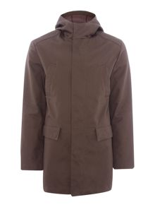 Linea Union Bonded Box Parka