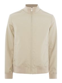 Linea Marylebone Funnel Neck Bomber Jacket