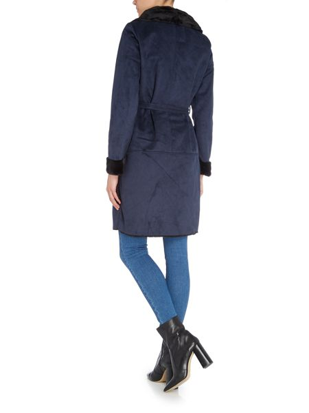 Vero Moda Animal Hair Long Coat