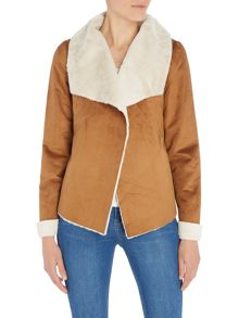 Vero Moda Shearling Coat