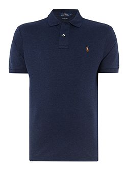 Pima soft touch plain polo