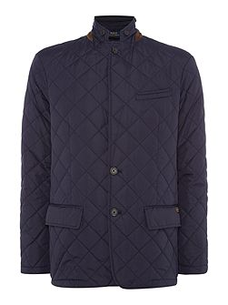 Quilted sports coat
