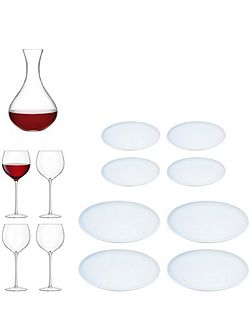 Wine Glass and Dining Set