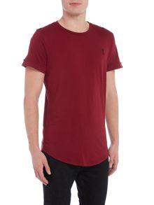 Religion Basic longline crew neck t-shirt
