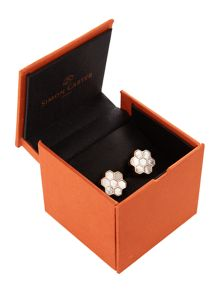 Simon Carter Honeycomb Cufflink