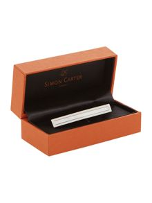 Simon Carter Arched Tie Slide