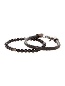 Simon Carter Double Bracelet Set