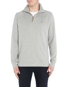 Polo Ralph Lauren Half zip french rib sweat