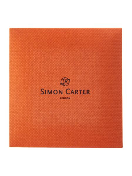 Simon Carter Key And Feather Necklace