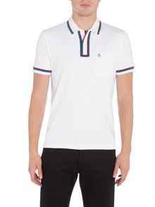 Original Penguin 3D Earl Short-Sleeve Polo Shirt