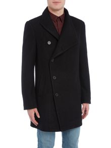 Religion Asymmetric overcoat