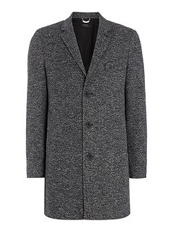 3 Button overcoat