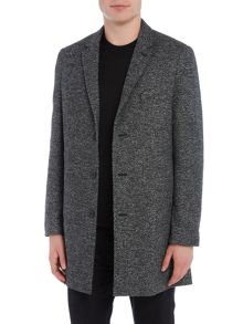 Religion 3 Button overcoat
