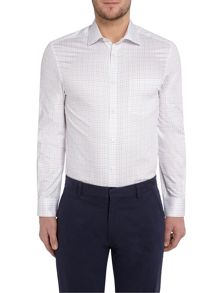 Howick Tailored Greenway Miniature Check Shirt