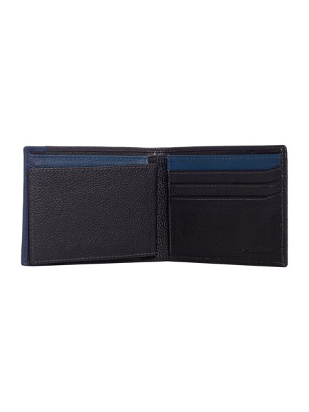 Simon Carter Colour Strip Travel Wallet
