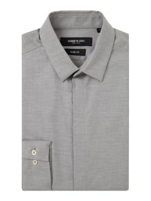 Kenneth Cole Crain Melange Shirt