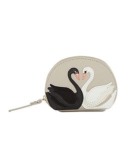 On Pointe Swan Coin Purse