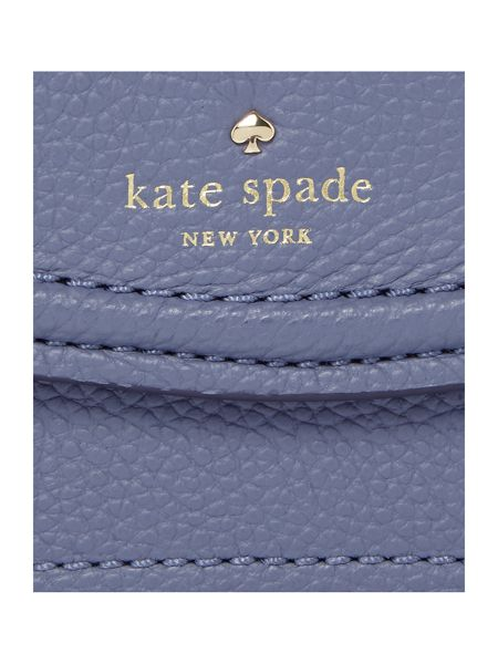 Kate Spade New York Orchard Street small flapover cross body bag