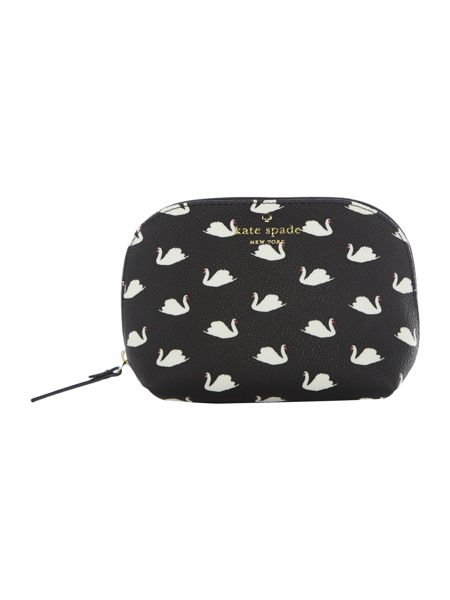 Kate Spade New York Hawthorne Lane Swans make up Bag