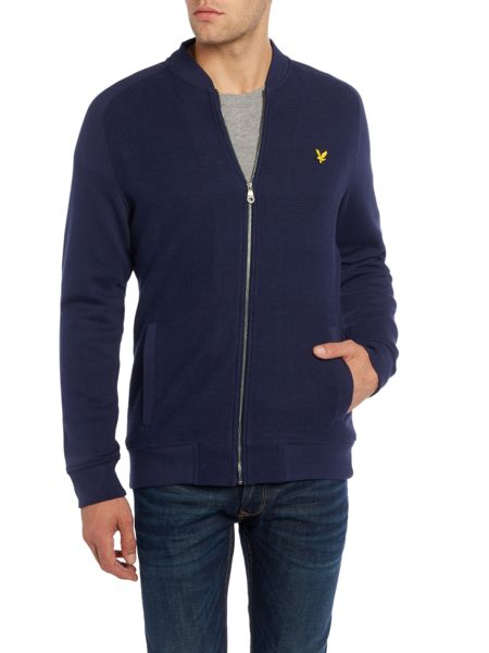 Lyle and Scott Double Faced Bomber Jacket