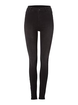 Thorn high waist skinny jeans