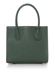 Michael Kors Mercer green medium tote bag