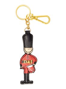 Dickins & Jones Drummer boy keyring