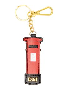 Dickins & Jones Post box keyring