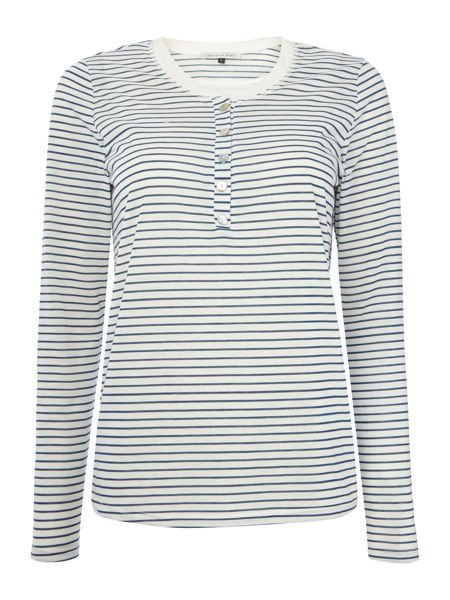 Maison De Nimes Linen Double Layer Top