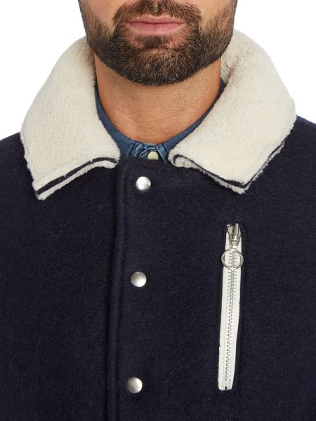 Soulland Horgh shearling jacket